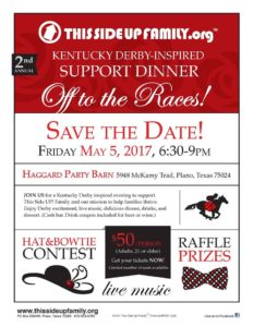 Derby Dinner - Save the Date